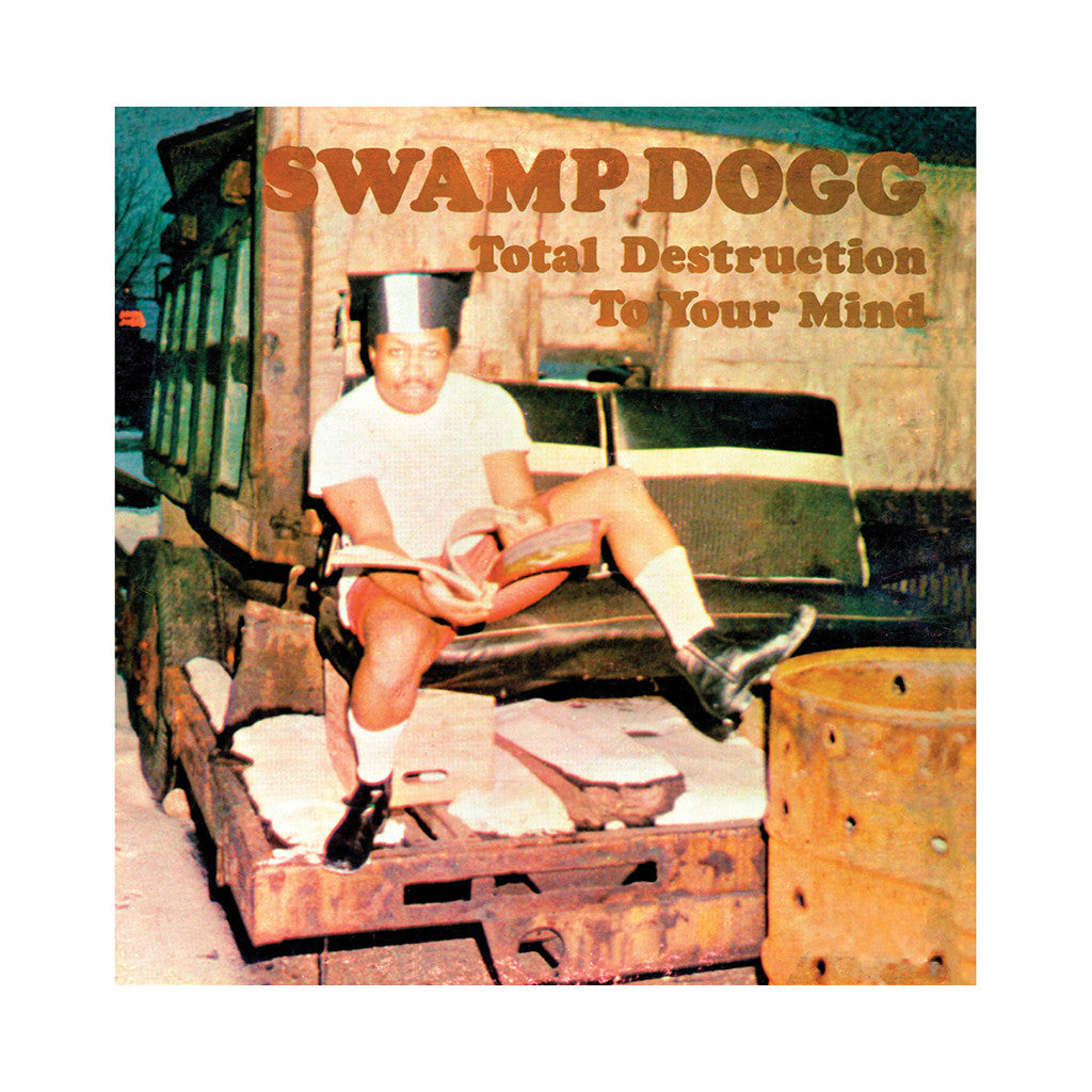 <!--120130305053515-->Swamp Dogg - 'Total Destruction To Your Mind' [(Black) Vinyl LP]
