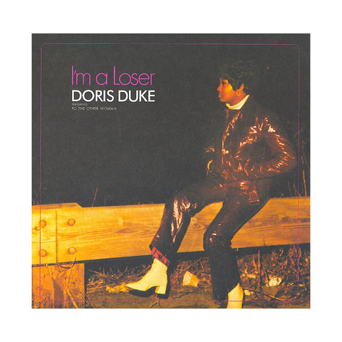 "[""Doris Duke - 'I'm A Loser' [(Black) Vinyl LP]""]"