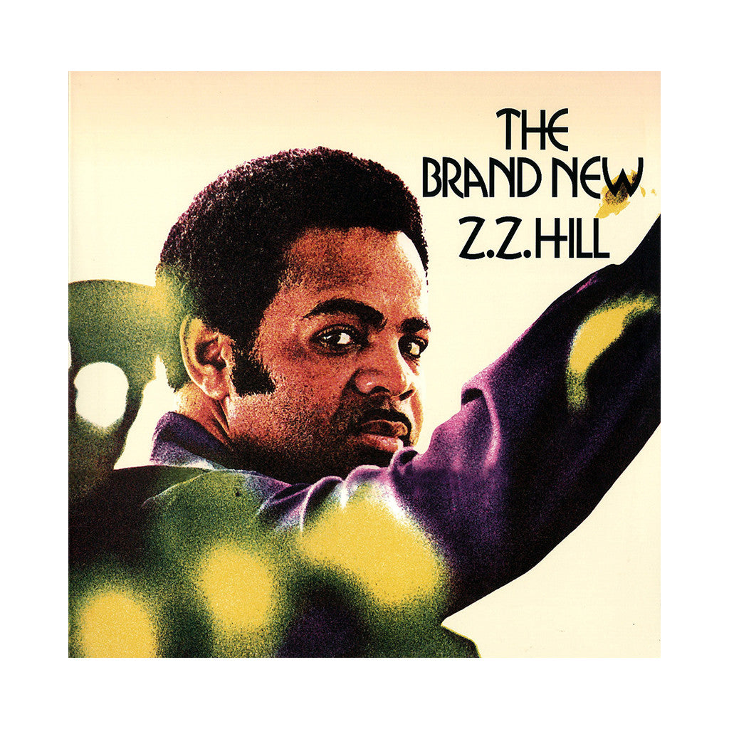 <!--120131126060124-->Z.Z. Hill - 'The Brand New' [(Black) Vinyl LP]
