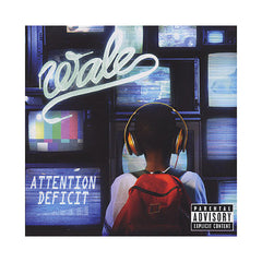 <!--120091110017952-->Wale - 'Attention Deficit' [CD]