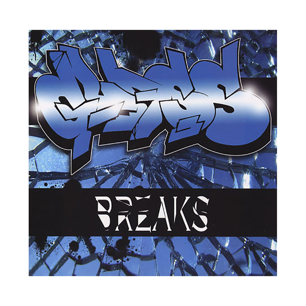 <!--120120313041137-->Glass Breaks - 'Glass Breaks Vol. 1 (Original Live Drum Breaks)' [(Black) Vinyl LP]