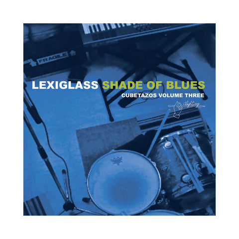 "[""Lexiglass - 'Shade of Blues' [Cassette Tape]""]"
