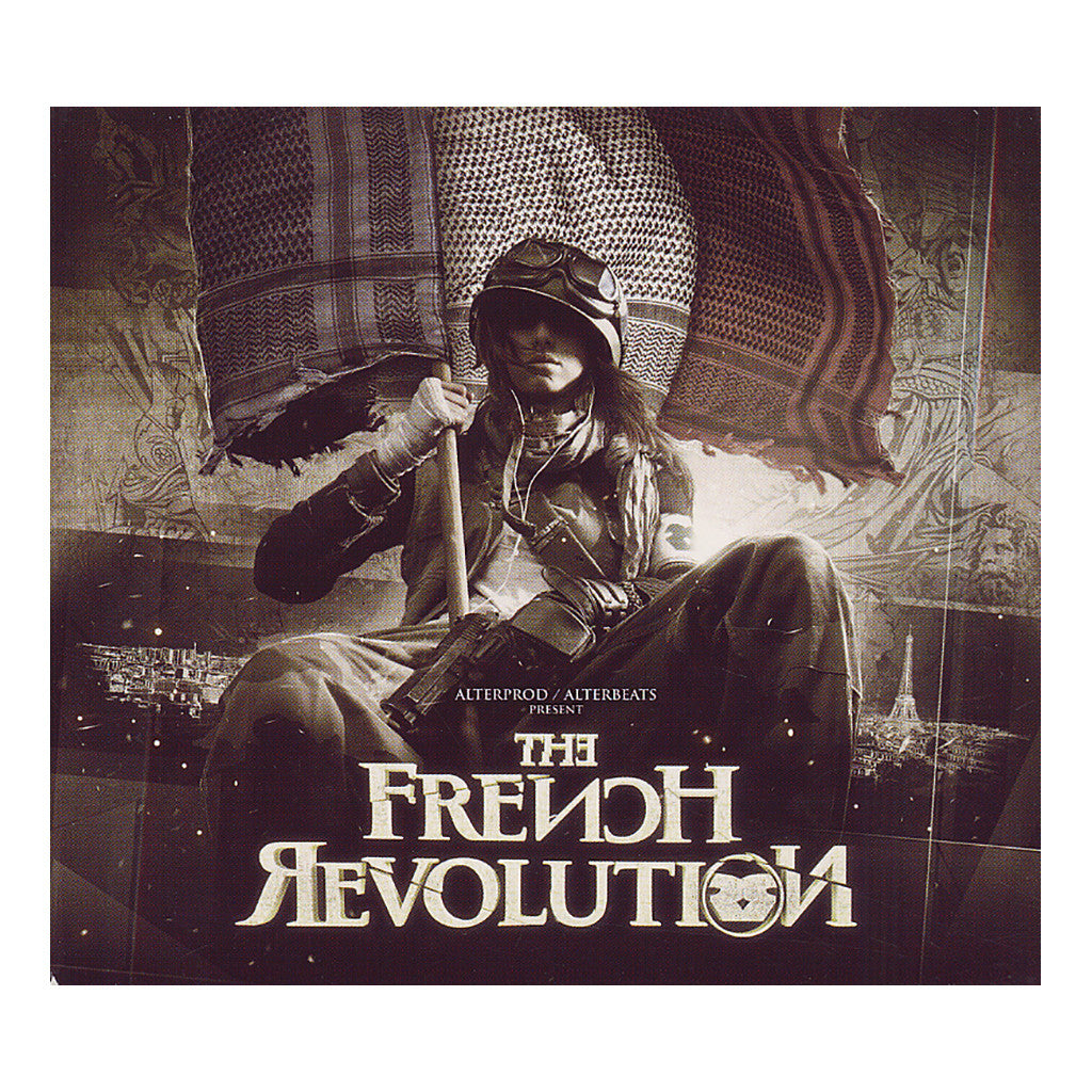 <!--020120626046079-->Alterbeats - 'The French Revolution' [CD]