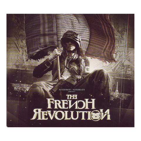 Alterbeats - 'The French Revolution' [CD]