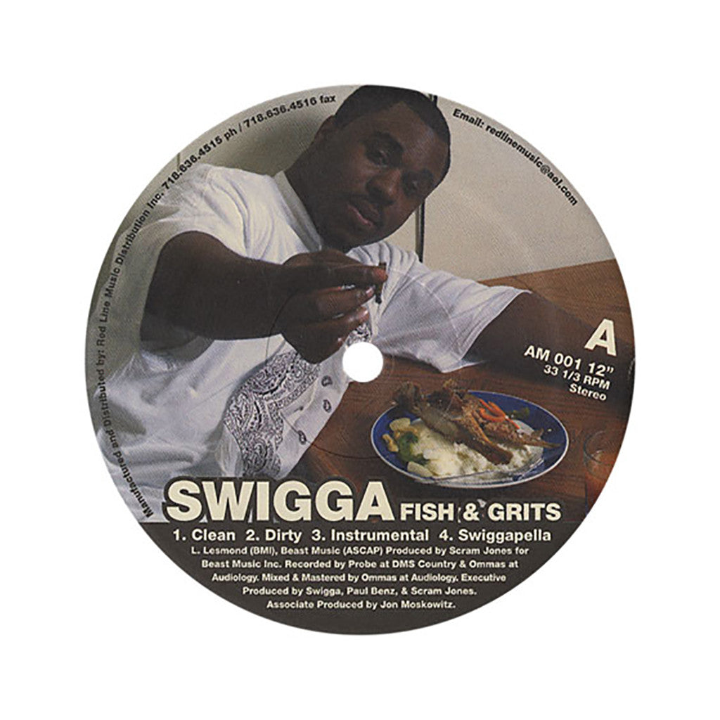 <!--2012062936-->Swigga - 'Fish & Grits' [Streaming Audio]
