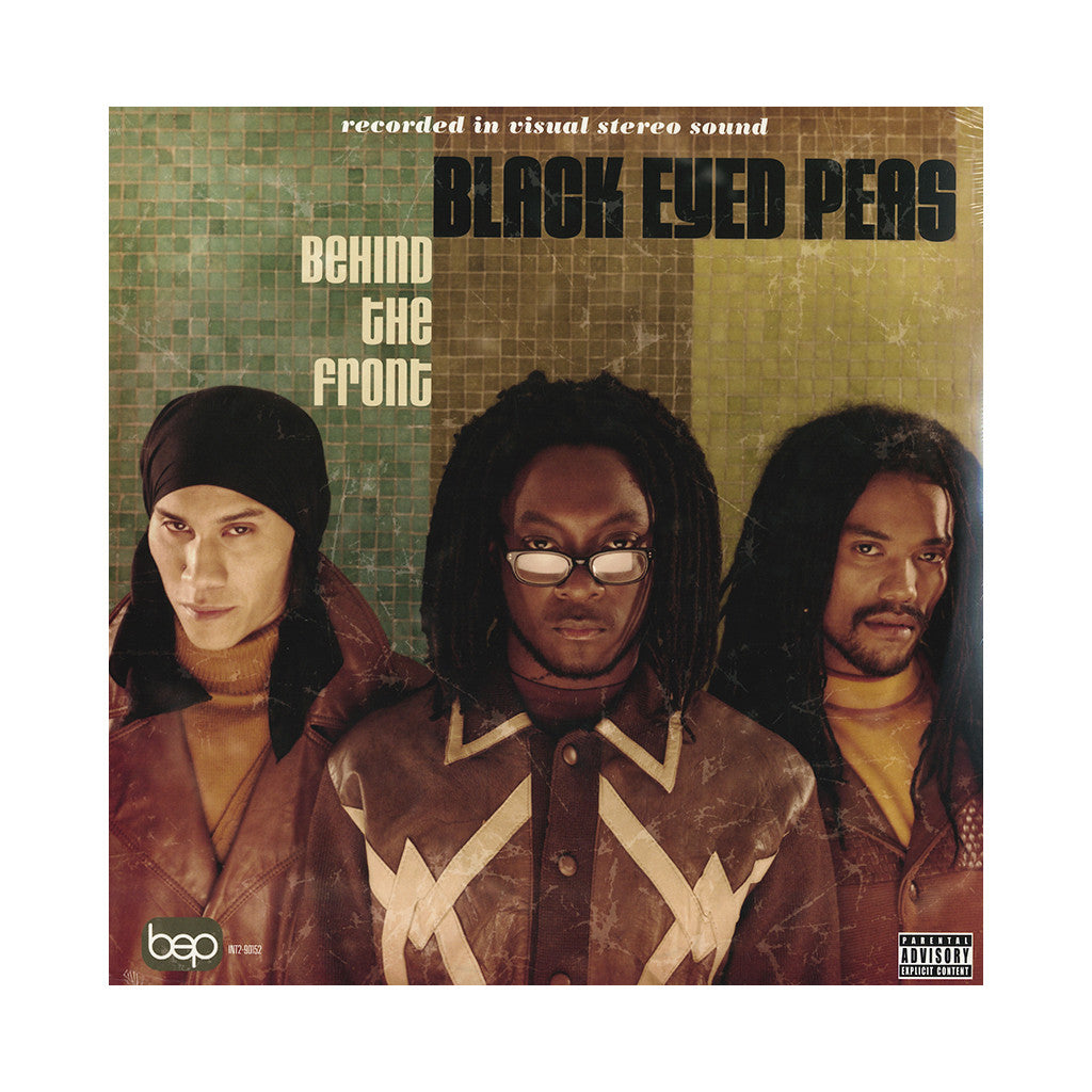 Black Eyed Peas - 'Behind The Front' [(Black) Vinyl [2LP]]