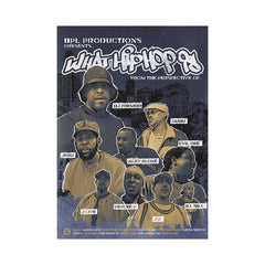 <!--020050510004963-->What Hip Hop Is (BPL Presents) - 'From The Perspective Of' [DVD]