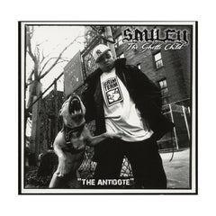Smiley The Ghetto Child - 'The Antidote' [CD]