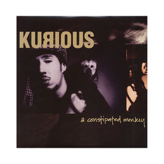 <!--020071009010862-->Kurious - 'A Constipated Monkey' [(Black) Vinyl [2LP]]