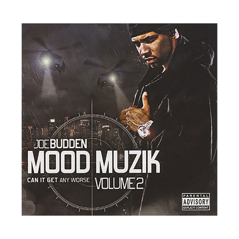 Joe Budden - 'Mood Muzik Vol. 2: Can It Get Any Worse' [CD]