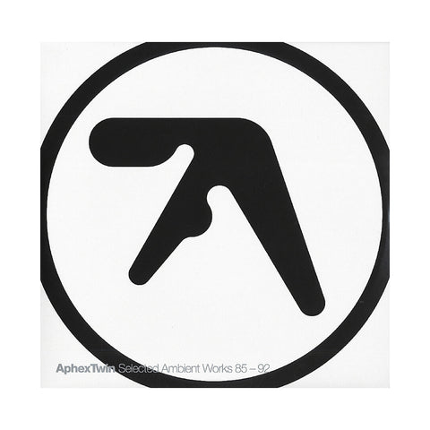 "[""Aphex Twin - 'Selected Ambient Works 85-92' [(Black) Vinyl [2LP]]""]"