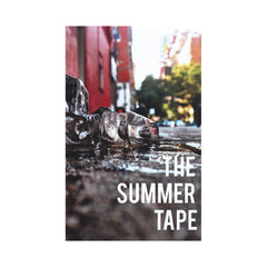 <!--020130820058856-->The Audible Doctor - 'The Summer Tape' [(Green) Cassette Tape]