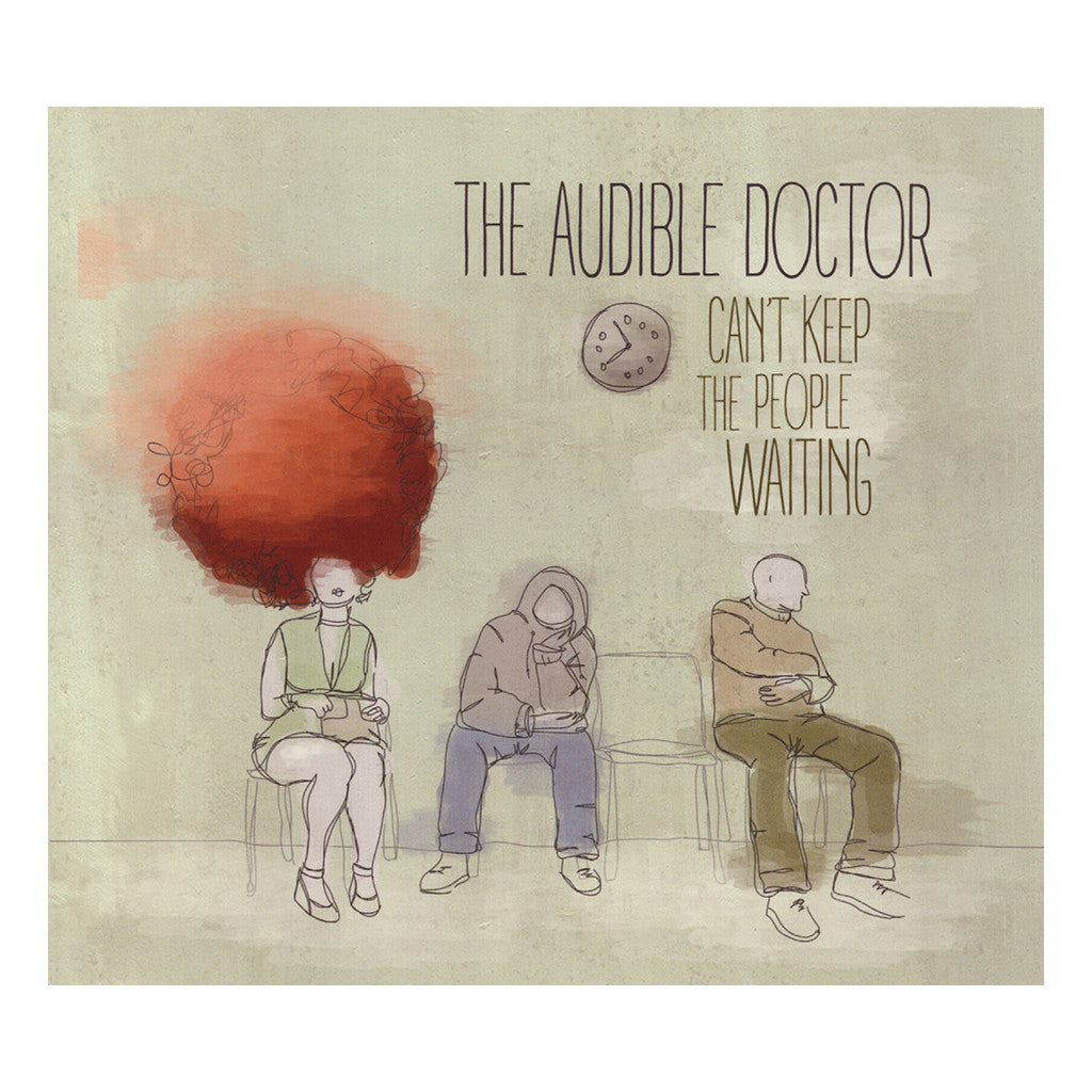 <!--2015012527-->The Audible Doctor - 'Multiply' [Streaming Audio]