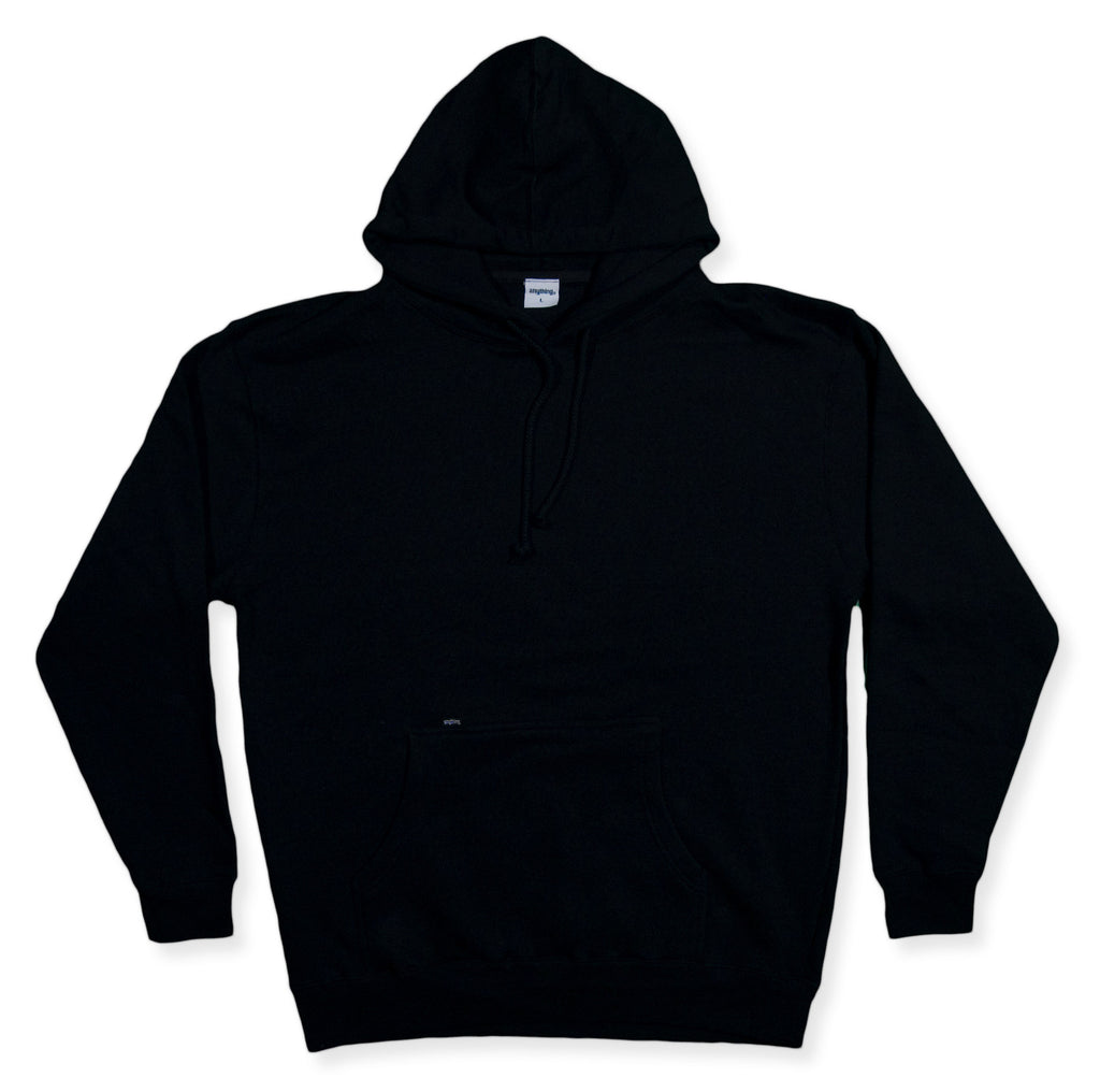 <!--2013120510-->aNYthing - 'French New Wave' [(Black) Hooded Sweatshirt]
