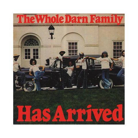 "[""The Whole Darn Family - 'Has Arrived' [(Orange) Vinyl LP]""]"