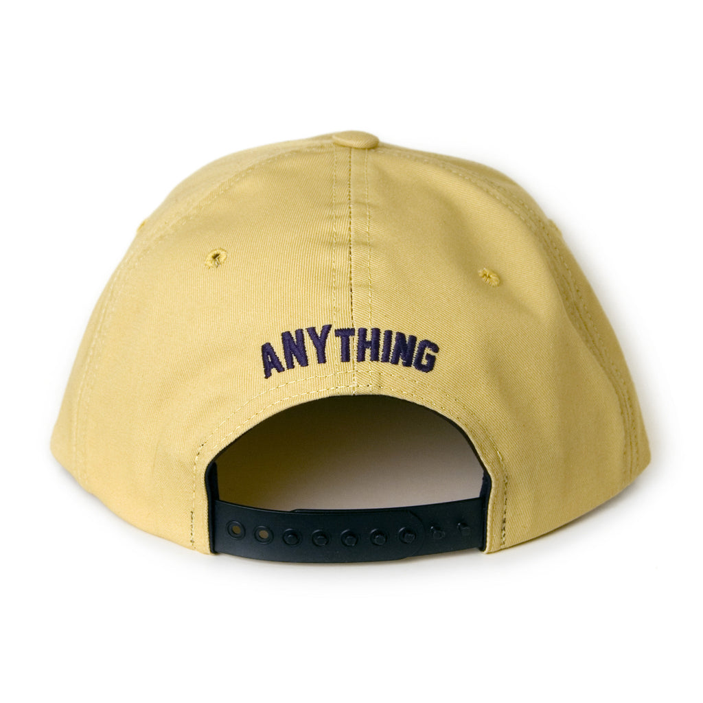 <!--020131205061630-->aNYthing - 'A Star' [(Yellow) Snap Back Hat]
