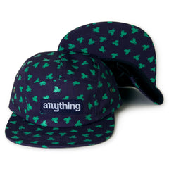 <!--020131205061631-->aNYthing - 'Constant Buzz' [(Dark Blue) Five Panel Camper Hat]