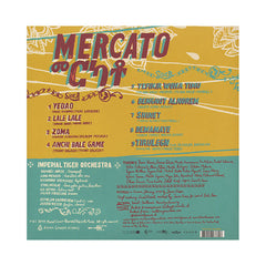 <!--2011080924-->Imperial Tiger Orchestra - 'Mercato' [(Black) Vinyl LP]