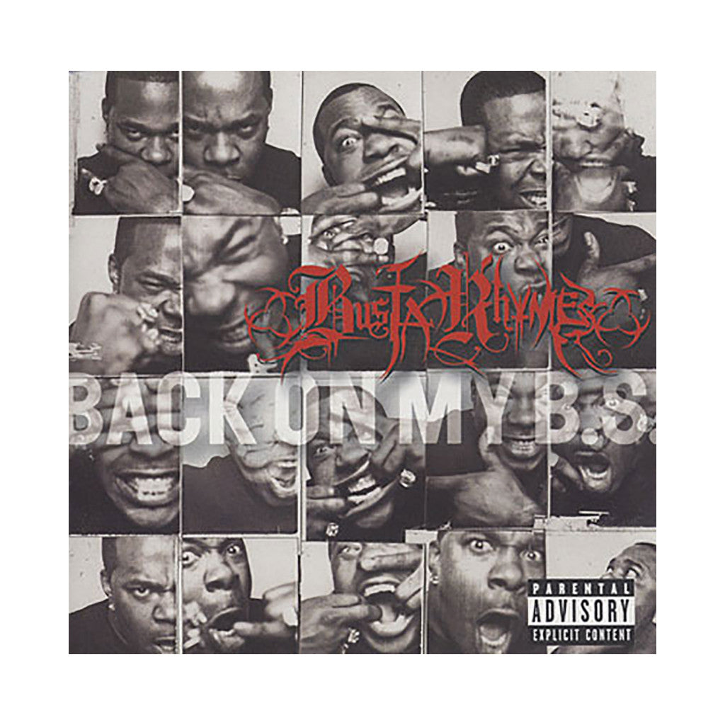 <!--020090526014093-->Busta Rhymes - 'Back On My B.S. (Deluxe Edition)' [CD]