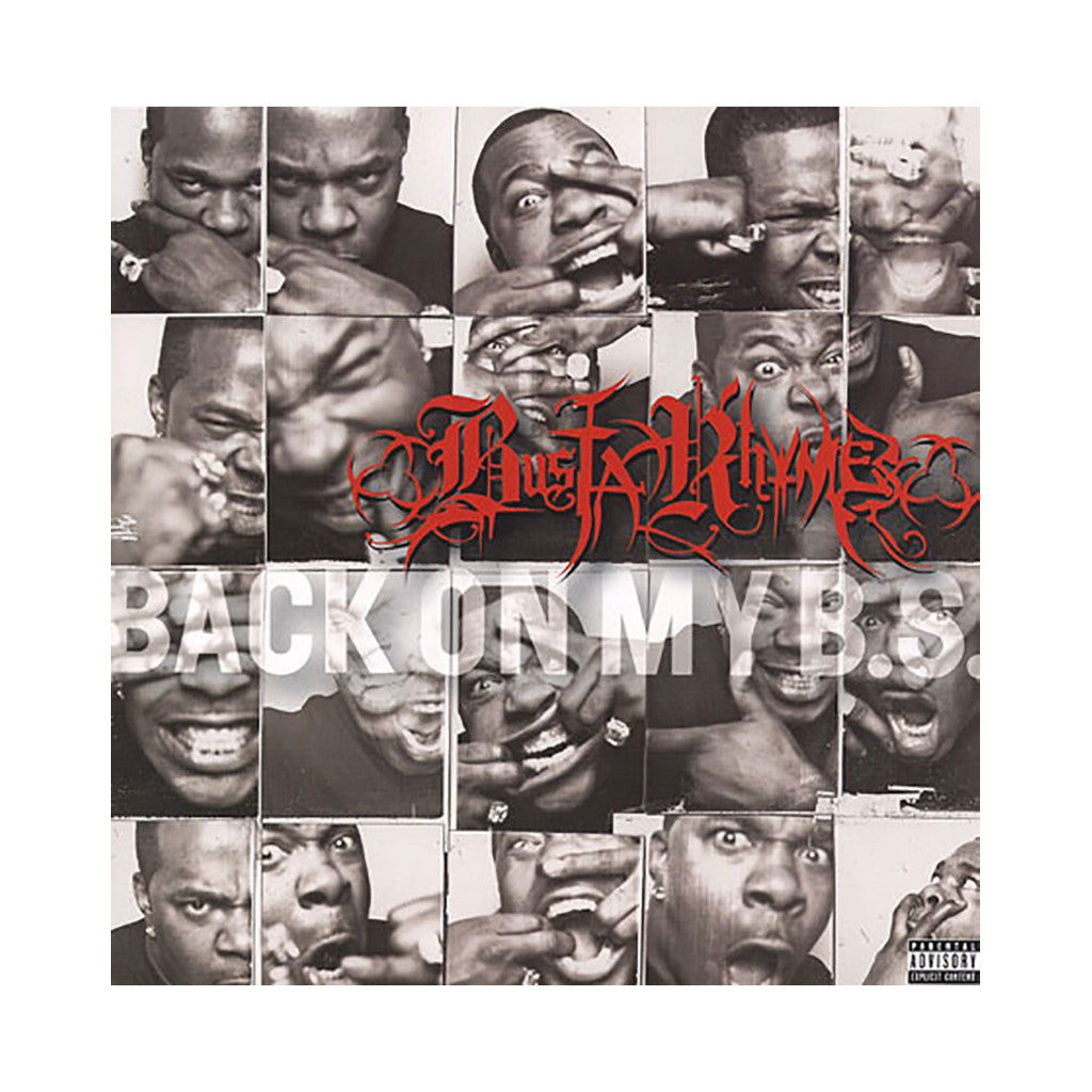 <!--020090526017070-->Busta Rhymes - 'Back On My B.S.' [(Black) Vinyl [2LP]]