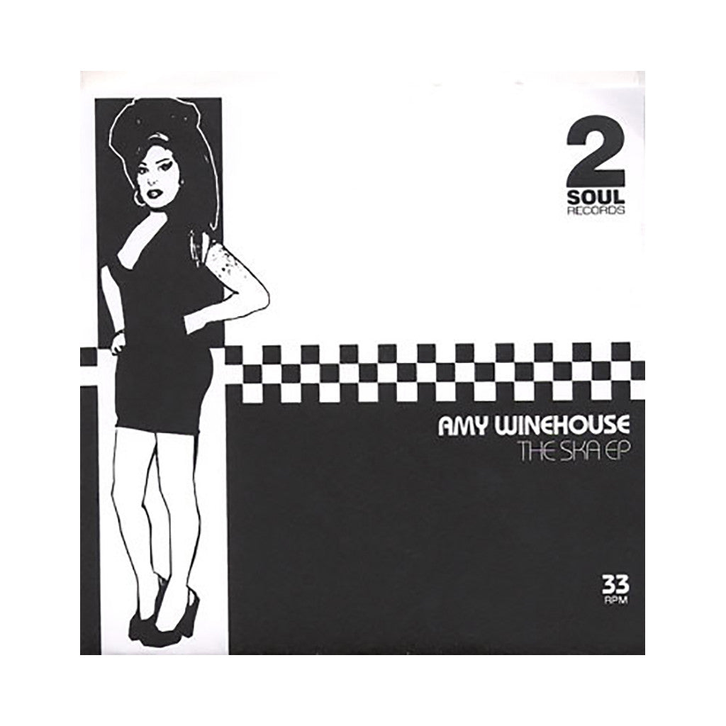 "Amy Winehouse - 'The Ska Covers EP' [(Black) 7"" Vinyl Single]"