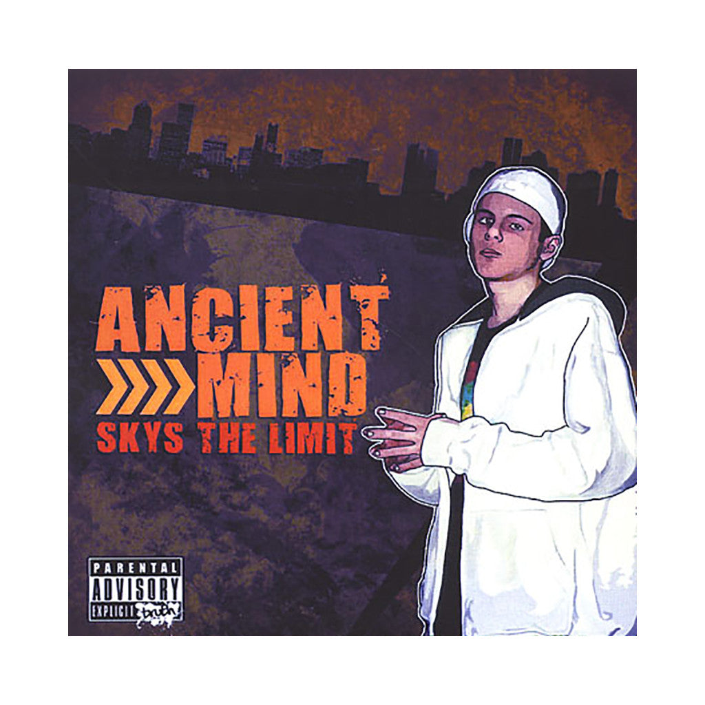 Ancient Mind - 'Sky's The Limit' [CD]