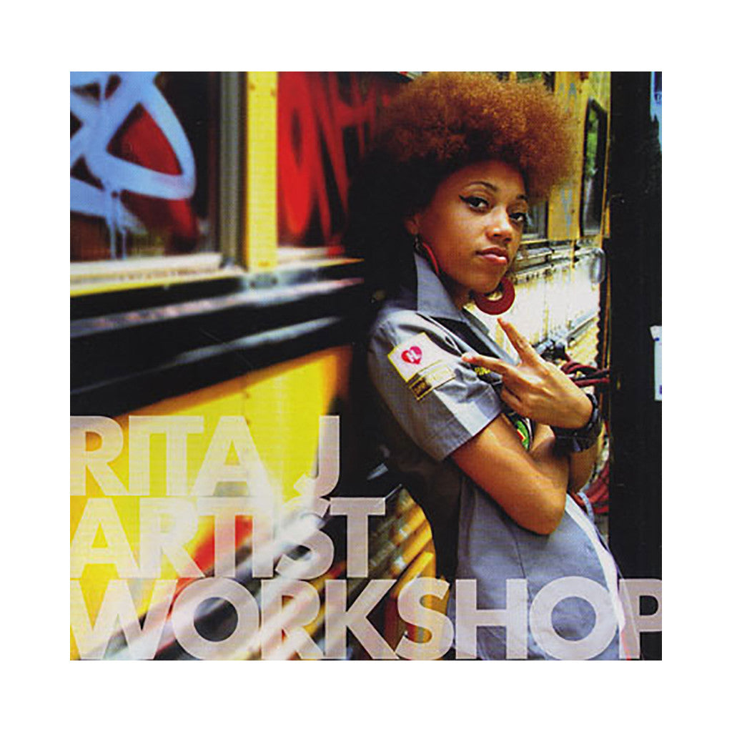 <!--020091103018076-->Rita J. - 'Artist Workshop' [CD]