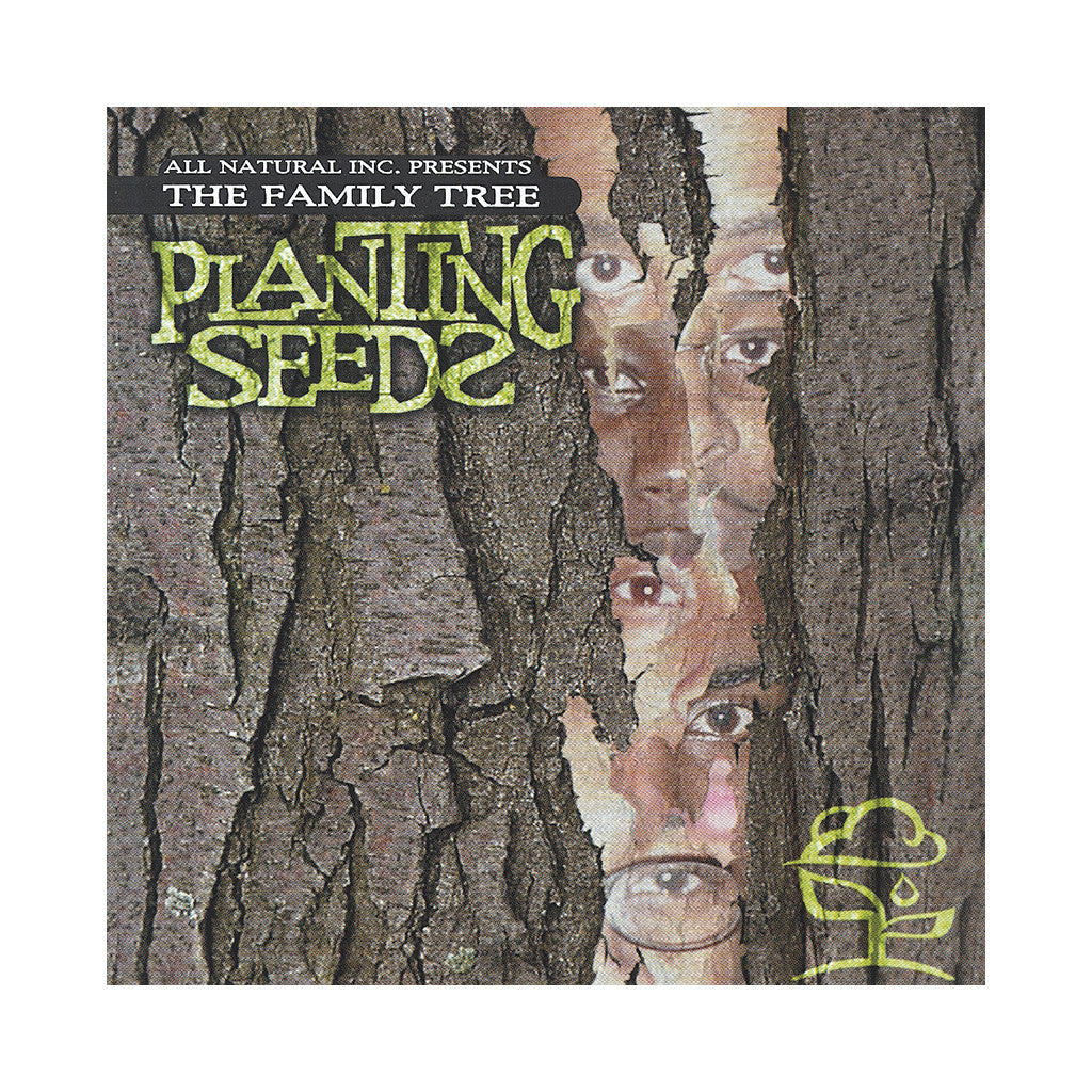 Family Tree (All Natural Presents) - 'Planting Seeds' [CD]
