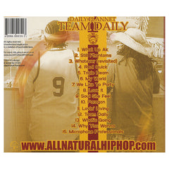 <!--020031031004058-->Daily Plannet - 'Team Daily' [CD]