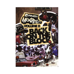 <!--020050101008674-->And 1 Mixtape - 'Vol. 8: Back On The Block' [DVD]