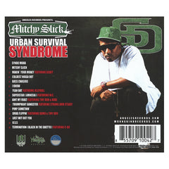 <!--020061003008401-->Mitchy Slick - 'Urban Survival Syndrome' [CD]