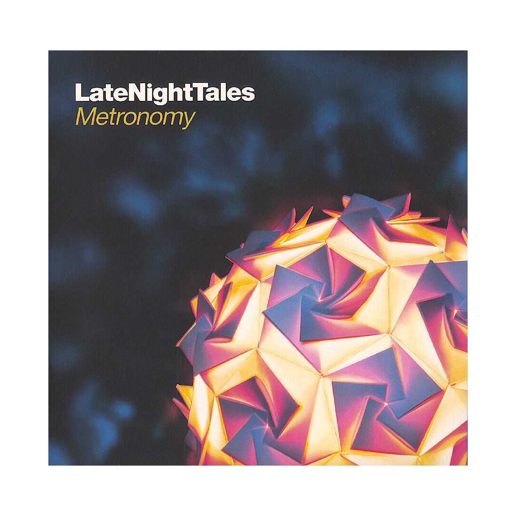 <!--120120925048171-->Metronomy - 'LateNightTales' [CD]