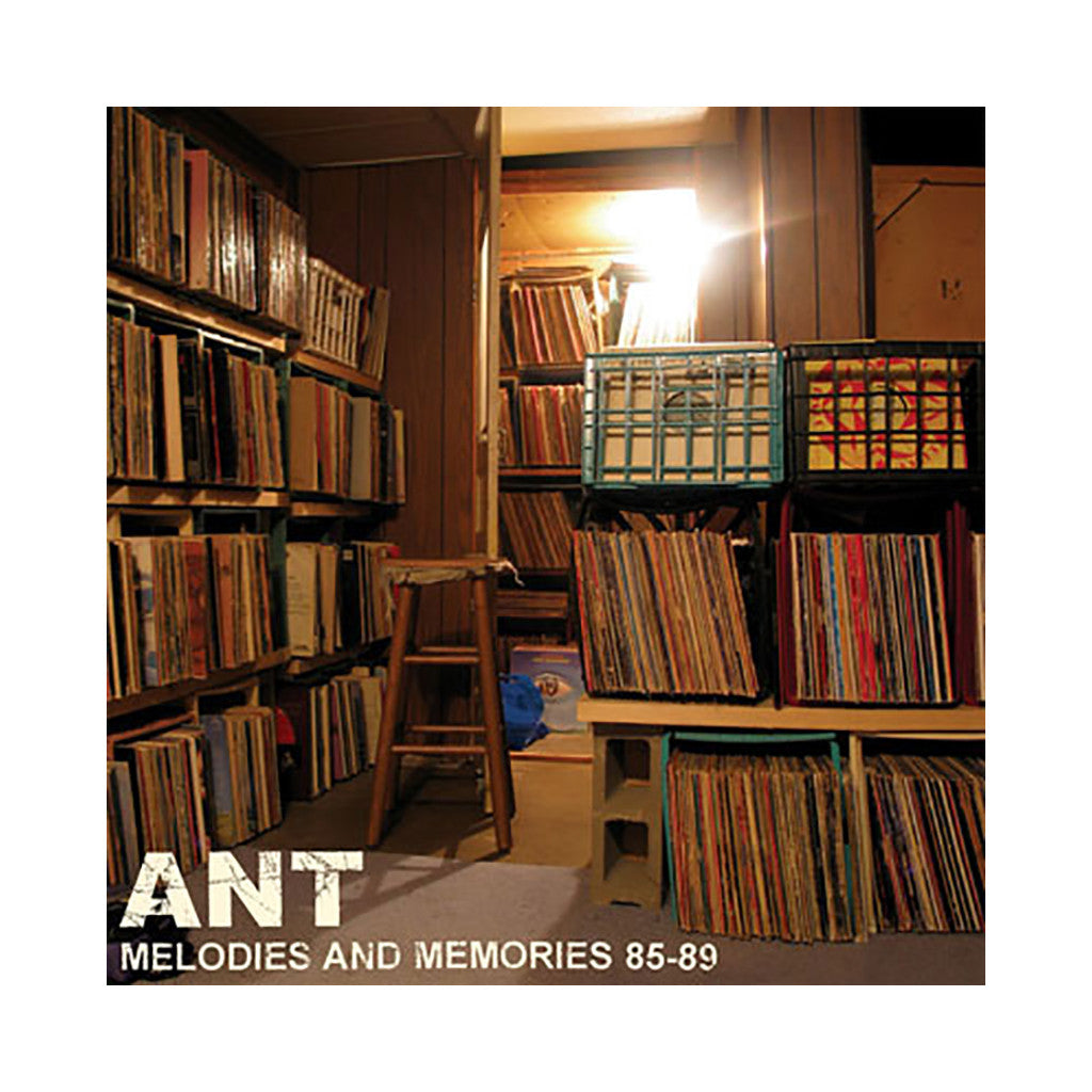 <!--020051206006260-->Ant - 'Melodies And Memories 85-89' [CD]