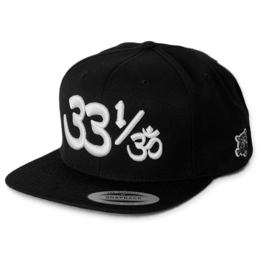 <!--020141119067680-->ANTHEM - '33 1/3 (Green)' [(Black) Snap Back Hat]