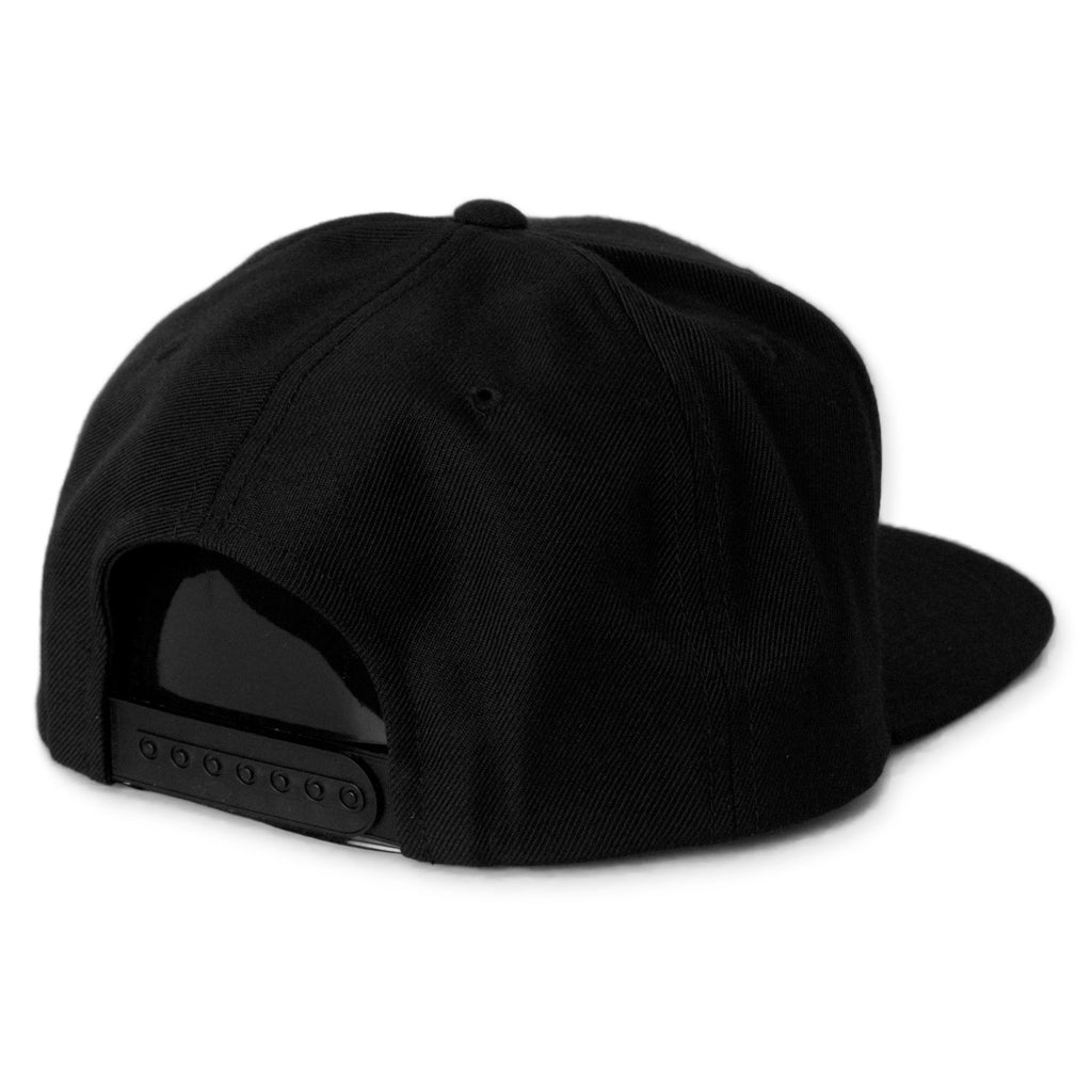 <!--020141119067679-->ANTHEM - 'A Logo' [(Black) Snap Back Hat]