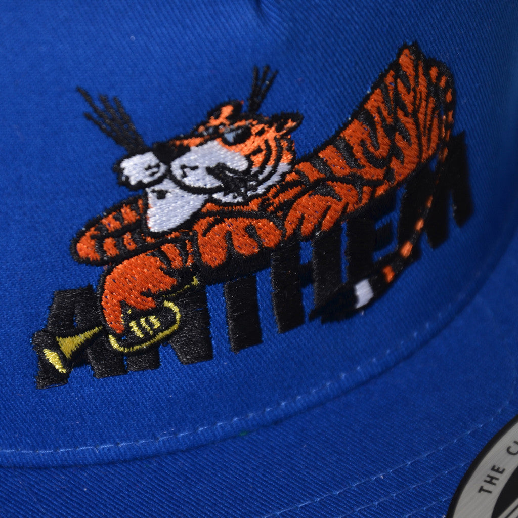 <!--020140508063670-->ANTHEM - 'Tiger II' [(Blue) Snap Back Hat]