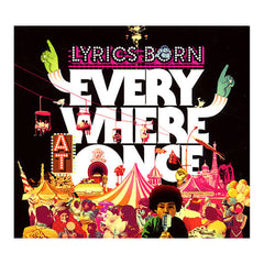 <!--120080422012832-->Lyrics Born - 'Everywhere At Once' [CD]