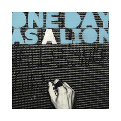 <!--020080722014751-->One Day As A Lion - 'One Day As A Lion' [CD]