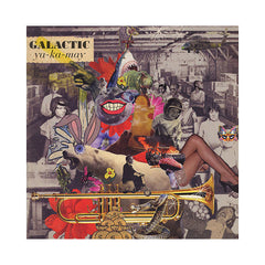 <!--120100216019640-->Galactic - 'Ya-Ka-May' [(Black) Vinyl LP]