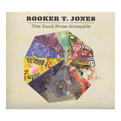 <!--020110510028714-->Booker T. Jones - 'The Road From Memphis' [CD]
