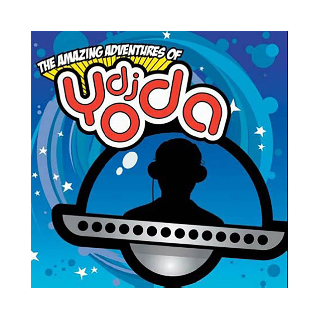 <!--120060925003749-->DJ Yoda - 'The Amazing Adventures of DJ Yoda' [CD]