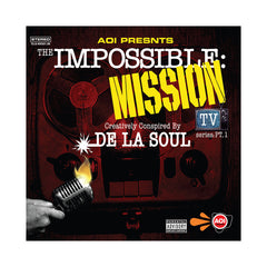 De La Soul - 'The Impossible Mission: TV Series Pt. 1' [CD]