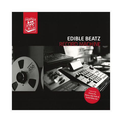 Edible Beatz - 'Children Of The Corn (INSTRUMENTAL)' [Streaming Audio]