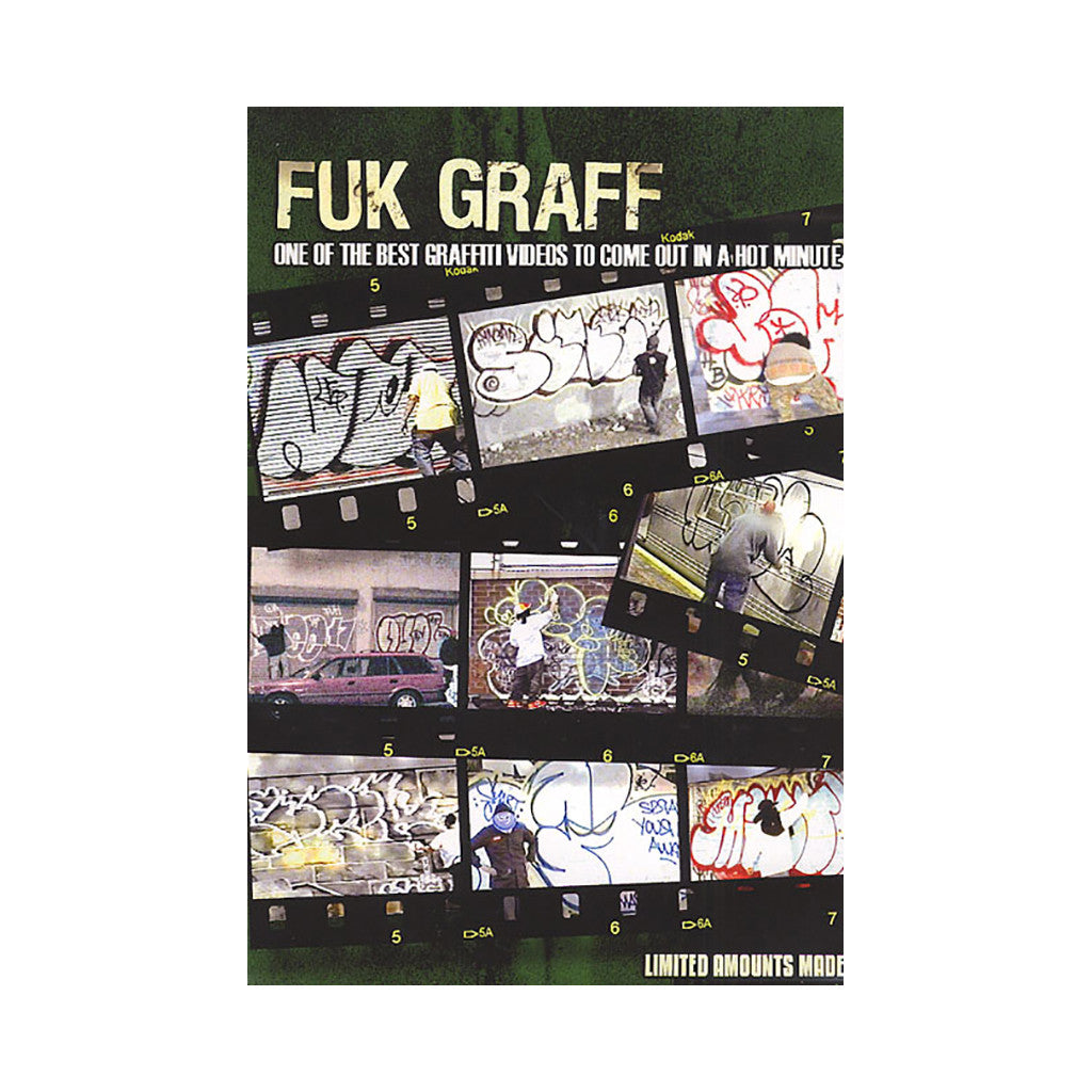 <!--020080304013211-->Fuk Graff - 'Vol. 1' [DVD]