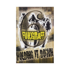 <!--020101228026602-->Fuk Graff - 'Vol. 6: Holding It Down' [DVD]