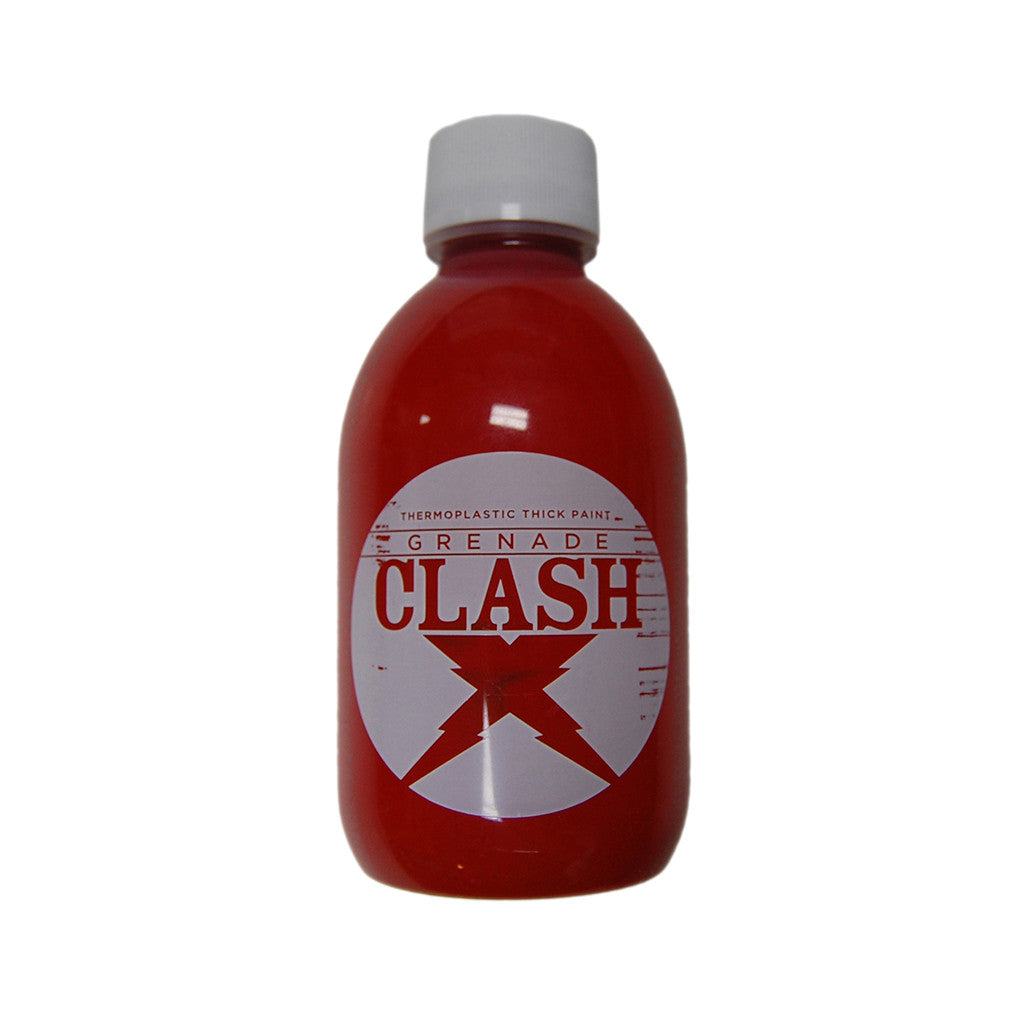 <!--020121204052477-->Clash - 'Grenade Refill - Red' & [Paint]