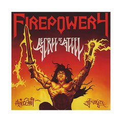 <!--020101214026383-->Apeshit - 'Firepower 4: Secret Of Steel' [CD]