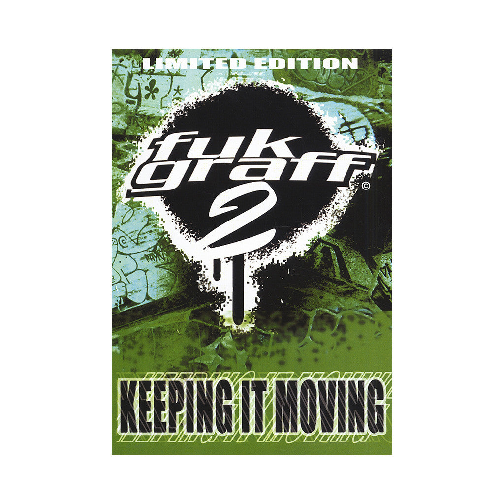 <!--020060101003370-->Fuk Graff - 'Vol. 2: Keeping It Moving' [DVD]