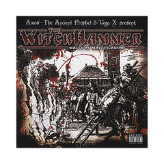 <!--020110823034950-->Amos The Ancient Prophet & Vega X Present - 'The Witch Hammer EP' [CD]
