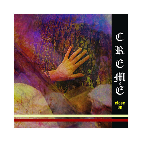 "[""Crem'e - 'Close Up' [(Black) Vinyl LP]""]"